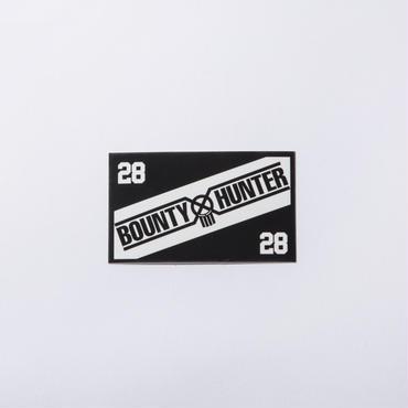 BxH Card Logo Sticker