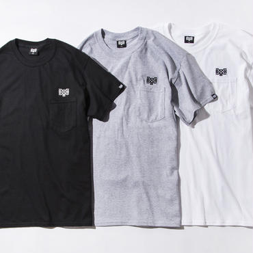 BxH Logo Embroidery Pocket Tee