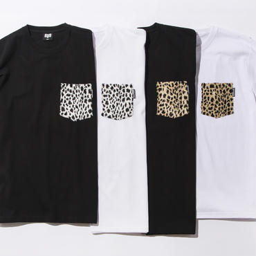 BxH Leopard Pocket Tee