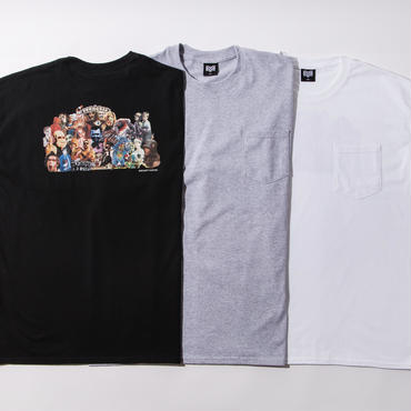 BxH Collage Pocket Tee