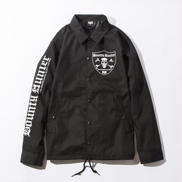 BxH Emblem Skull Coach Jacket