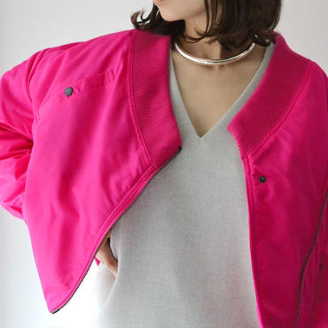 CHEAP MONDAY / DELUSION BOMBER / PINK