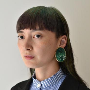 TOGA / Cameo pierced earring