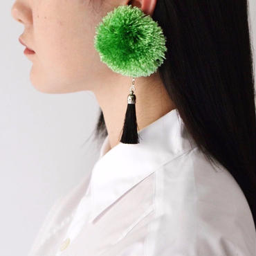TOGA / Motif Earrings