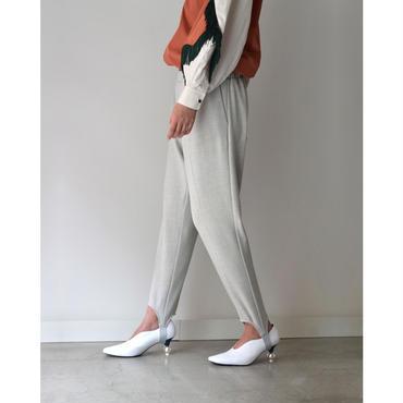 YUUL YIE / pearl cocktail heels pumps