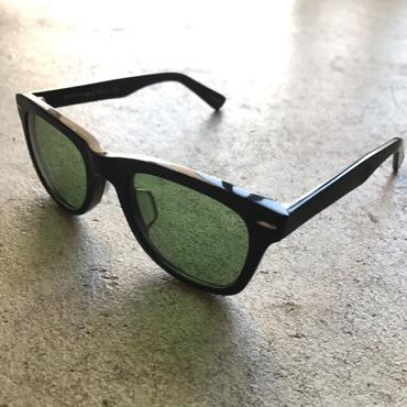 "[ MEVIUS OPTICS ] ""THE BLACK"" -BLACK×R-GREEN- (15,000-+tax)"