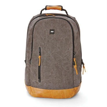 "[ BANKS ] ""STRATTON"" BACKPACK -DIRTY BLACK-"