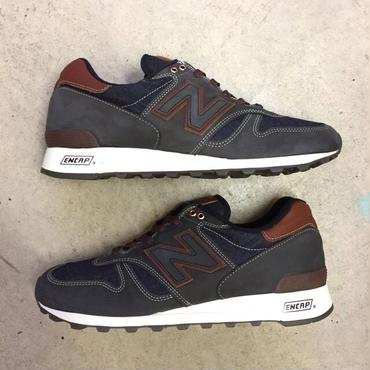 "[NewBalance] Cone Mills ""ML1300DC"" MADE IN USA  -indigo denim & brown- (¥33,400-+tax)"