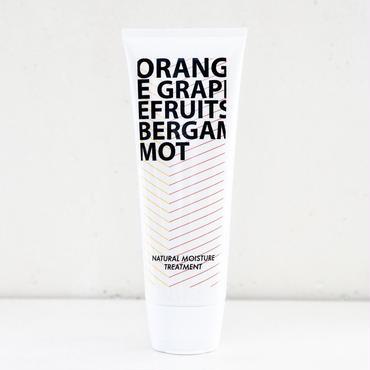 boyオリジナルトリートメント オレンジグレープフルーツベルガモット