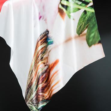 HairScarf  スクエア 2  Rainbow