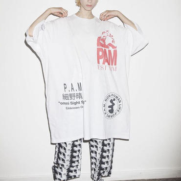 P.A.M. / MULTI PERSPECTIVE T-SHIRT