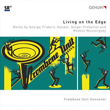 "CD ""Living On The Edge"" Trombone Unit Hannover ※メンバー直筆サイン入り"