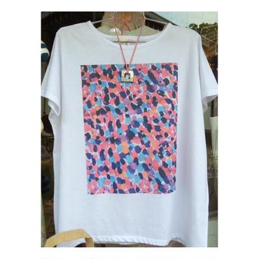 レディースLove sipeドレープTシャツ