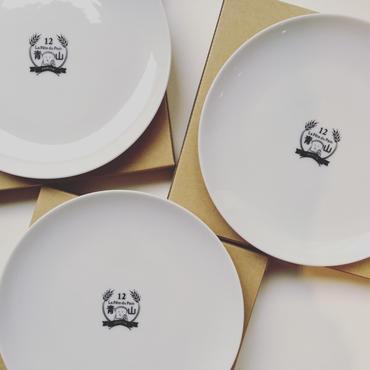 第12回青山パン祭り 記念皿