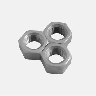 M10 Fine Tread Titanium Nuts