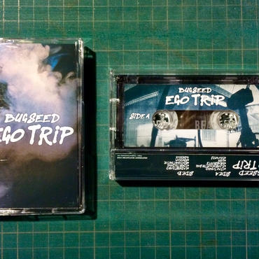 Bugseed - Ego Trip (Cassette Tape)