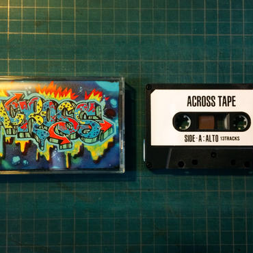 Alto & Bugseed - ACROSS TAPE (Cassette Tape)