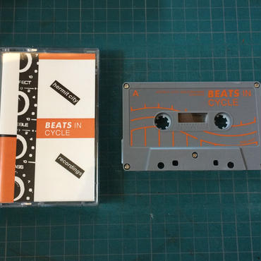 Hermit City Recordings - Beats In Cycle (TAPE)