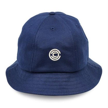 CHARI & CO. CANVAS BELL HAT ICON LOGO