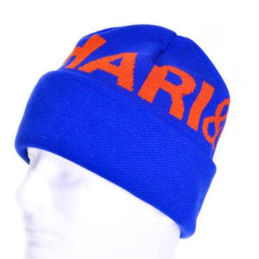 BIG BANG LOGO WATCH CAP BLUE