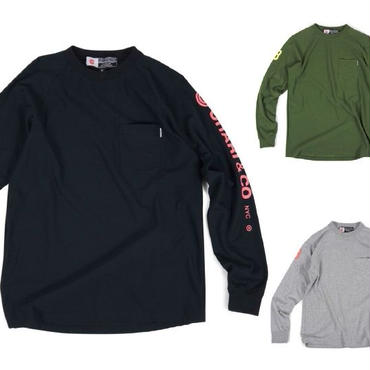 CHARI & CO. POCKET LONG SLEEVE ESTABLISH