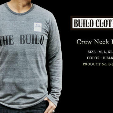 Crew Neck L/S-T