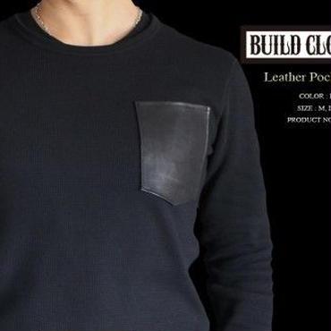 Leather Pocket LS-T