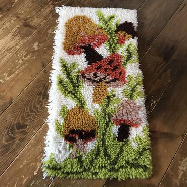 mushroom mat