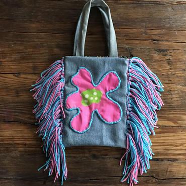 mane   bag(pink&light blue)