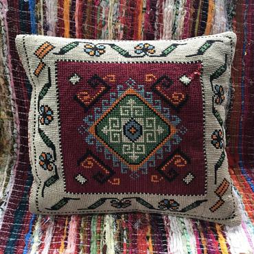 vtg Portugal cushion