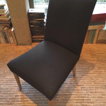 布張り椅子(濃紺)