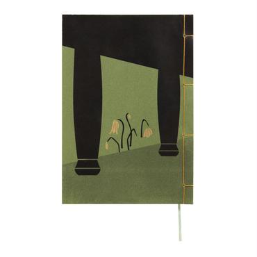 和綴じノート(単行本サイズ) 夏目漱石 門