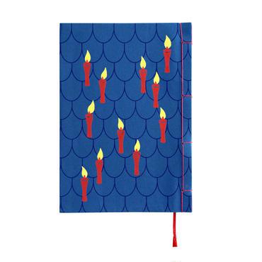 和綴じノート(単行本サイズ) 小川未明 赤い蝋燭と人魚