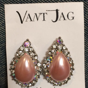 全6種 pearl & stones earrings