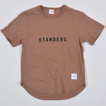 FOV   STANDARD   Tシャツ (ライトブラウン)