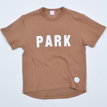 FOV   PARK   Tシャツ (ライトブラウン)