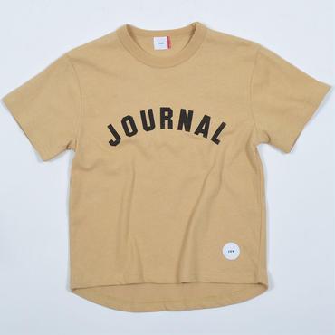 FOV   JOURNAL   Tシャツ(ベージュ)