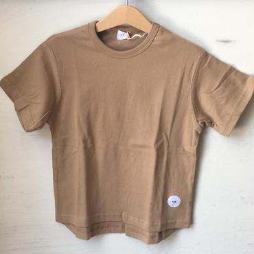 FOV  PLAIN Tシャツ(キャメル)