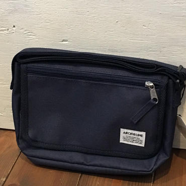 ARCH&LINE MESSENGER BAG(NAVY)
