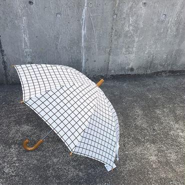 chocolatsoup キッズ アンブレラ(GRID)50cm