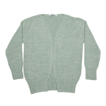 MINGO. cardigan (duck green)
