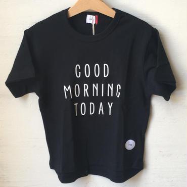 FOV  G.M. T Tシャツ(ブラック)