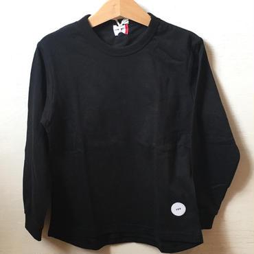 FOV  plain  L/S T シャツ(ブラック)