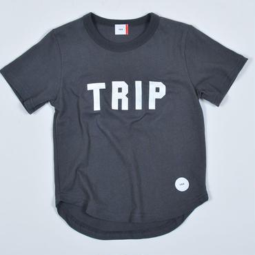 FOV   TRIP   Tシャツ (チャコールグレー)