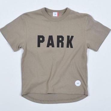 FOV   PARK   Tシャツ (アッシュグレー)