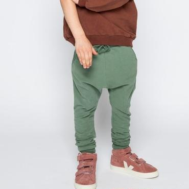 MINGO. winter slimfitjogger(duck green)