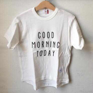 FOV  G.M. T Tシャツ(ホワイト)