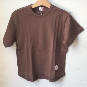 FOV  PLAIN Tシャツ(ブラウン)