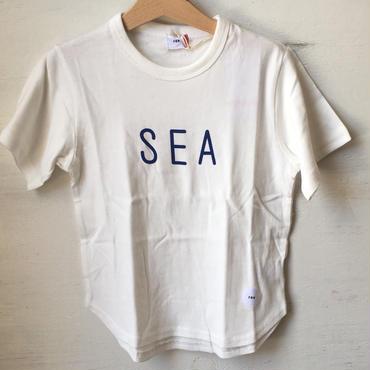 FOV  SEA Tシャツ(ホワイト)