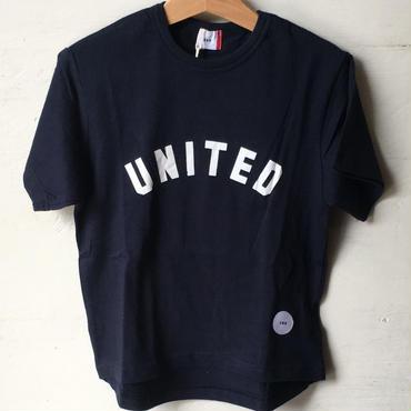 FOV   UNITED Tシャツ(ネイビー)